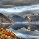 Wastwater and the Wasdale Fells by VoluntaryRanger