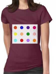 Clotiazepam Womens Fitted T-Shirt