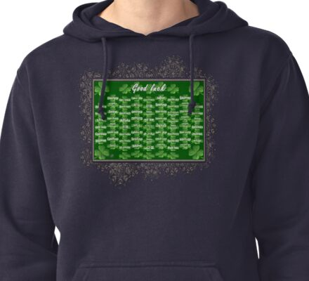 Good Luck Pullover Hoodie