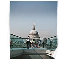 millenium london Poster
