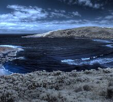 Lowlands on a quiet day, IR Pan by BigAndRed