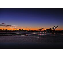 Bay Area  •  Sunset Photographic Print
