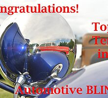 Automotive BLING! Top Ten Banner by MissyD