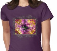 Jowey Gipsy Abstract Womens Fitted T-Shirt