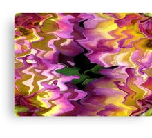 Jowey Gipsy Abstract Canvas Print