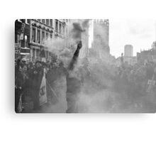 Smokey and the Bandits Canvas Print
