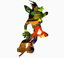 Crash Bandicoot in Pogo Unisex T-Shirt