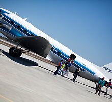 DC-3 by mimsjodi