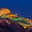 Thousand & one nights in Uchisar - Cappadocia by Hercules Milas