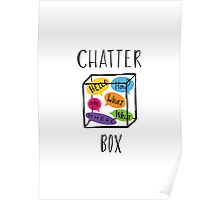 Chatter Box  Poster