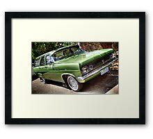 Old Holden Framed Print