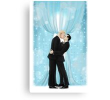 MorMor - Killing happily ever after! Canvas Print