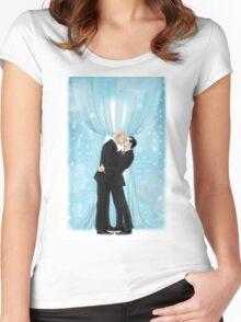 MorMor - Killing happily ever after! Women's Fitted Scoop T-Shirt