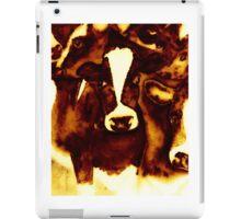 Cosy Brown cows iPad Case/Skin