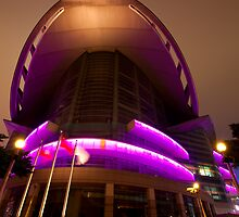 Hong Kong Convention and Exhibition Centre by Nick Atkin