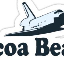 Cocoa Beach. Sticker