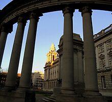 Belfast City Hall by Shubd