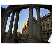 Belfast City Hall Poster