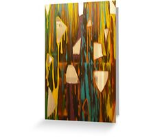 Bleed Color Greeting Card