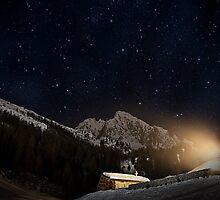 San Martino di Castrozza - Trentino Alto Adige, Italy by Musicphoto-it