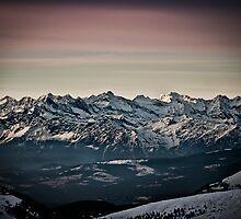 Cima Rosetta 2748 mt - Trentino Alto Adige, Italy by Musicphoto-it