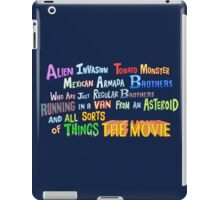 Two Brothers... The Movie iPad Case/Skin