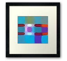 Bright Spot Framed Print