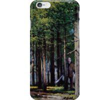Crystal Lake iPhone Case/Skin