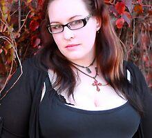 Alyssa with Red by Renee D. Miranda