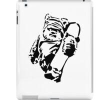 Jawa Skateboarder Stencil iPad Case/Skin
