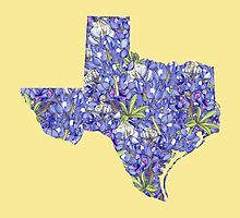 Texas Flowers by UrsulaRodgers