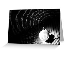 Mirrorball Greeting Card