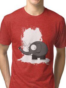 Elephant Tri-blend T-Shirt
