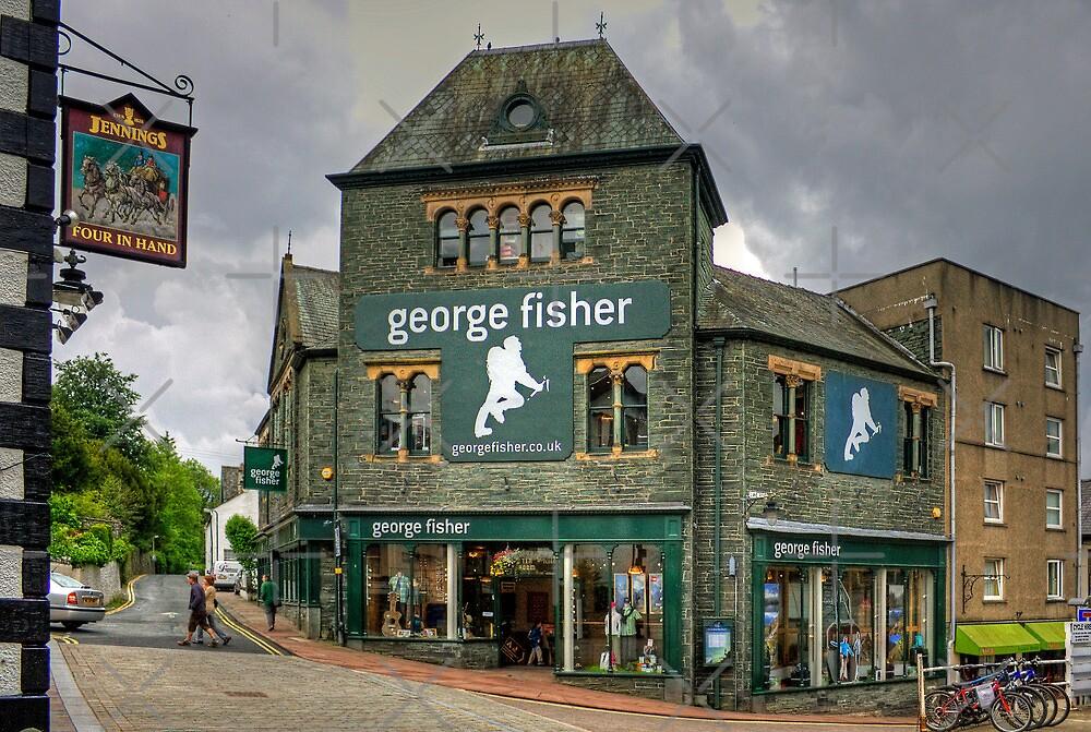 George Fisher by Tom Gomez