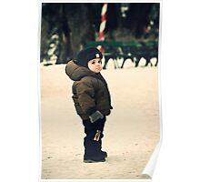 50 cm kid Poster