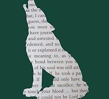 Harry Potter Wolf by LettuceLeaf