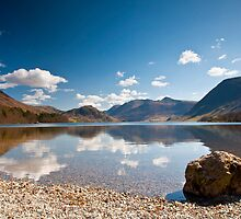 Crummock Water, Lake District by Colin Payne