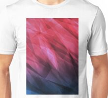 Pattern5 - red&blue Unisex T-Shirt