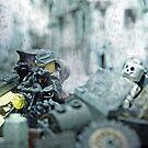 Lego Weird War side car by Shobrick
