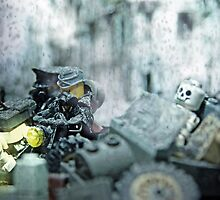 Lego Weird War side car by Shobrick