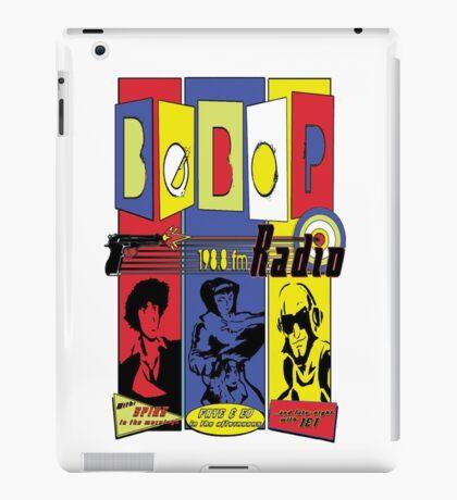 Radio Bebop iPad Case/Skin