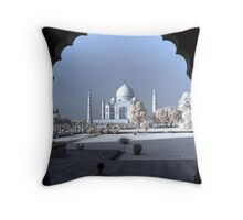 The Taj Throw Pillow