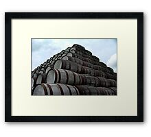 Crown Royal Framed Print