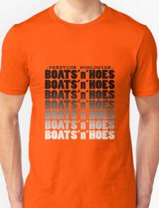 Boats N' Hoes geek funny nerd T-Shirt