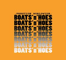 Boats N' Hoes geek funny nerd T-Shirt