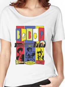 Radio Bebop Women's Relaxed Fit T-Shirt