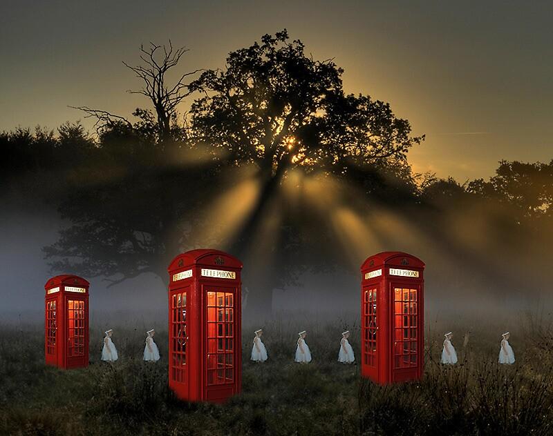 Phone Home by tkrewson