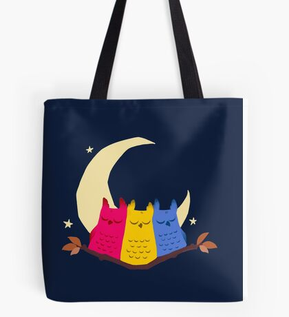 Pansexuowls Tote Bag