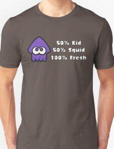 Splatoon Fresh Shirt (Purple) T-Shirt