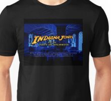 Indiana Jones and The Fate of Atlantis #02 Unisex T-Shirt